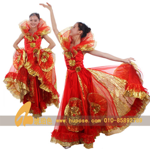 舞蹈服装844